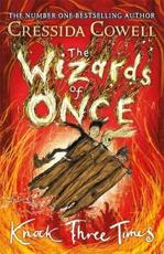 Knock Three Times - The Wizards of Once *Signed*