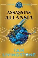 *SIGNED* Assassins of Allansia