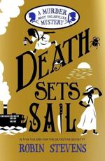 *SIGNED* Death Sets Sail