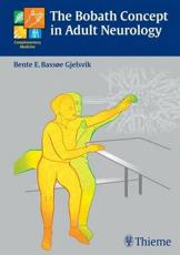 ISBN: 9783131454515 - The Bobath Concept in Adult Neurology