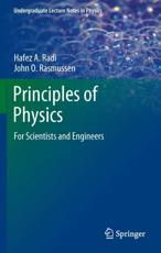 ISBN: 9783642230257 - Principles of Physics
