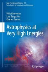 ISBN: 9783642361333 - Astrophysics at Very High Energies
