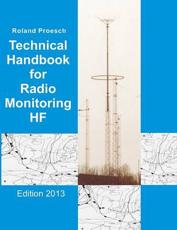 ISBN: 9783732241422 - Technical Handbook for Radio Monitoring HF