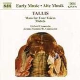 ISBN: 4891030505766 - Tallis: Mass for four voices; Motets