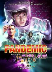 Pandemic Board Game : In the Lab