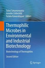 ISBN: 9789400758988 - Thermophilic Microbes in Environmental and Industrial Biotechnology