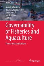 ISBN: 9789400761063 - Governability of Fisheries and Aquaculture