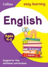 Collins Easy Learning English. Age 9-11
