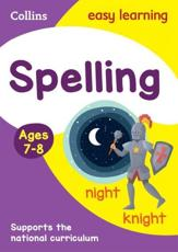 Spelling. Ages 7-8
