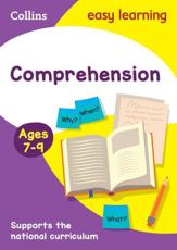 Comprehension. Ages 7-9