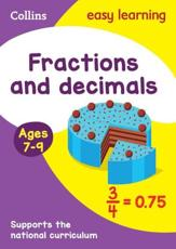 Fractions and Decimals. Ages 7-9