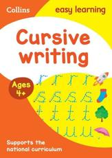 Cursive Writing Ages 4-5