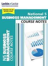 National 5 Business Management. Course Notes