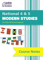 National 4/5 Modern Studies. Course Notes