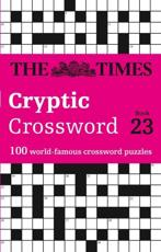 The Times Cryptic Crossword Book 23