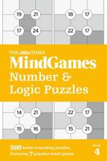 The Times MindGames Number & Logic Puzzles. Book 4