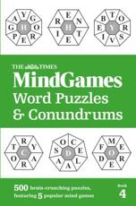 The Times MindGames Word Puzzles & Conundrums. Book 4