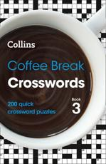 Coffee Break Crosswords Book 3
