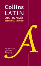Collins Latin Essential Dictionary