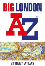 Big London A-Z Street Atlas