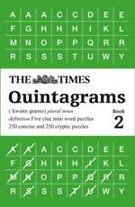 The Times Quintagrams Book 2