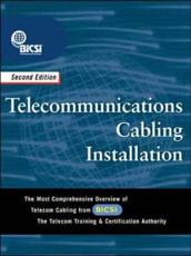 Telecommunications cabling installation