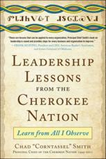 Leadership Lessons from the Cherokee Nation