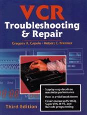 VCR Troubleshooting & Repair