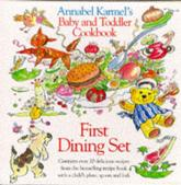 Annabel Karmel's Baby and Toddler Cookbook & First Dining Set