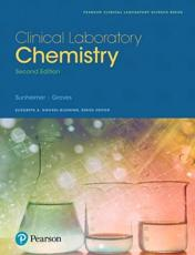 Clinical Laboratory Chemistry (Subscription)