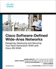Software Defined Wide Area Networks