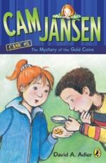 Cam Jansen the Mystery of the Gold Coins - David A Adler, Susanna Natti (ill)