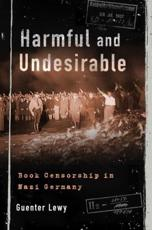 ISBN: 9780190275280 - Harmful and Undesirable