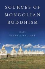 Sources of Mongolian Buddhism