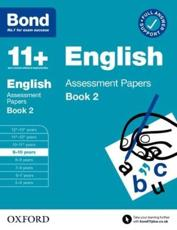 Bond 11+ English Assessment Papers 9-10 Years Book 2