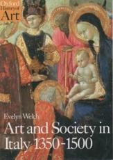 Art and Society in Italy, 1350-1500