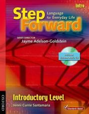 Step Forward Intro: Student Book With Audio CD