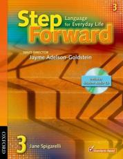 Step Forward 3: Student Book With Audio CD