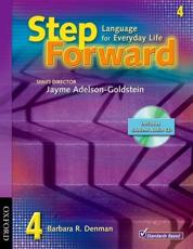 Step Forward 4: Student Book With Audio CD