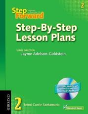 Step Forward 2: Step-By-Step Lesson Plans With Multilevel Grammar Exercises CD-ROM