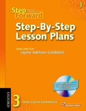 Step Forward 3: Step-By-Step Lesson Plans With Multilevel Grammar Exercises CD-ROM