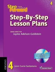 Step Forward 4: Step-By-Step Lesson Plans With Multilevel Grammar Exercises CD-ROM