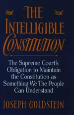 The Intelligible Constitution