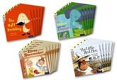 Oxford Reading Tree Traditional Tales: Level 1: Class Pack of 24