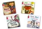 Oxford Reading Tree Traditional Tales: Level 4: Pack of 4