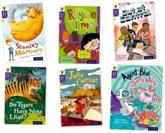 Oxford Reading Tree Story Sparks: Oxford Level 11: Mixed Pack of 6