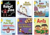 Oxford Reading Tree inFact: Oxford Level 5: Class Pack of 36