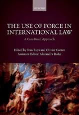 The Use of Force in International Law