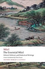 The Essential Mòzi