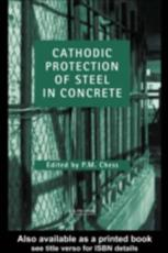 Cathodic Protection of Steel in Concrete